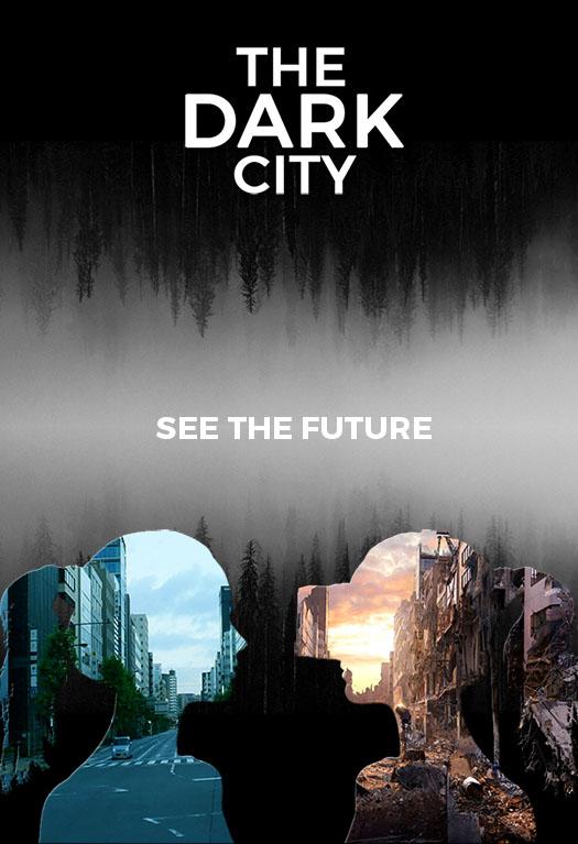 the dark city poster